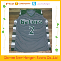 Make sublimation reversible basketball jerseys