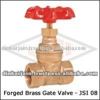 Forged Brass Gate Valves