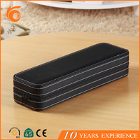 Synthetic leather pencil case for teenagers