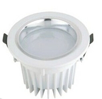 Round Style 7W LED Down Lights Warm White Lamp