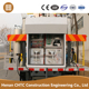 Automatic asphalt distributor truck bitumen sprayer distributor trailer for sale