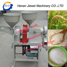 Factory cheap price paddy rice hulling machine/rice milling grinding machine