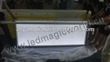 outdoor light up advertise key lock poster frame