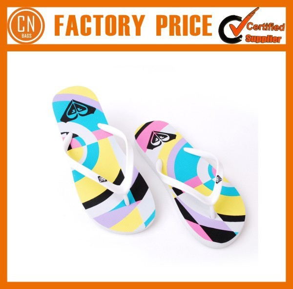 Most Popular Promotional EVA Flip Flops Slipper