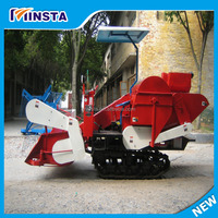 Wheat Harvester / Wheat Crop Cutting Machine / Wheat Harvest Machinery