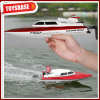 2.4G High Speed toy steam boat