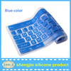 Custom colorful computer dust cover for keyboard waterproof covers