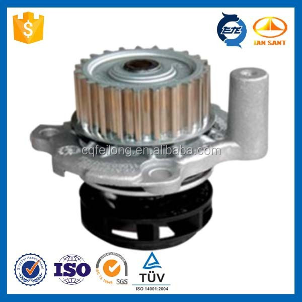 Auto water pump of VW aftermarket auto parts for Volkswagen Bora auto engine cooling system water pump automotive