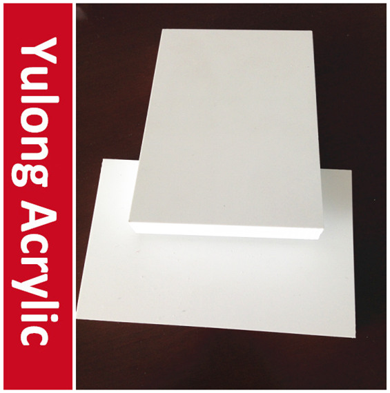 Black and White PVC Foam Sheet 4mm