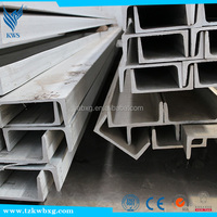 420 cold rolled sizes U stainless steel channel bar