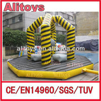 Entertainment Giant Inflatable Extreme Sports Games