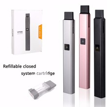 Refillable Closed System Cartridge Wholesale Price Vape Pen Eletronic Cigarettes