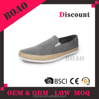 2015 Oxford fabric men casual shoe