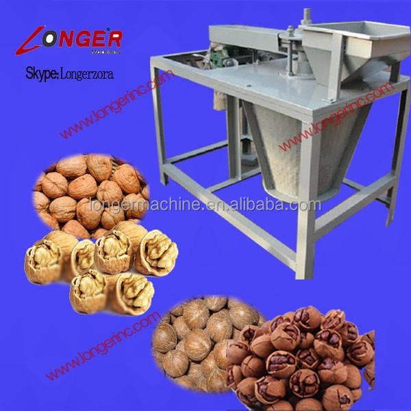 Walnut breaker and sheller|Professional walnut sheller