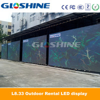 outdoor full colorfull color led display xxx movie/outdoor ph10 led display module