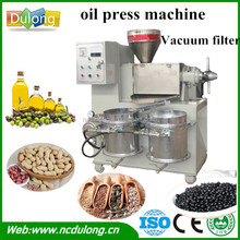 Top popular model DL-ZYJ60D palm oil screw press /soybean oil press price