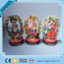 Folk Culture Handmade Resin Statue Religion Sculpture