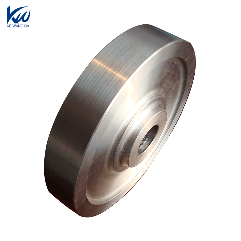 Hot sale oem railway forged wheel blank
