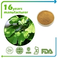 Factory Supply High Quality Ginkgo biloba Leaf Extract for health care product