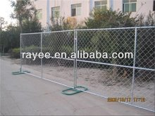 PVC Coated&Galvanized Mini Mesh Chain Link Fence 4ft 5ft 6ft For Sale