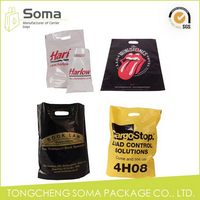 Diversified latest designs new style cheap custom made plastic shopping bag