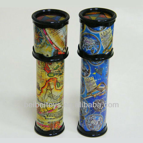 Kids Plastic Magic Kaleidoscope Toy for Sale