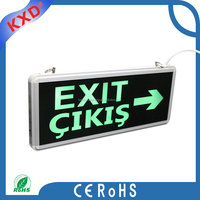 LED emergency exit sign light emergency lamp