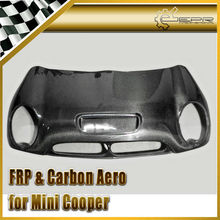 For Mini Cooper 06-13 R56 Carbon Fiber Hood