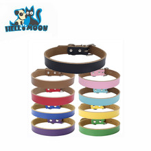 Fashion Eco-friendly Luxury High Quality Hot Selling Leather Dog Collar