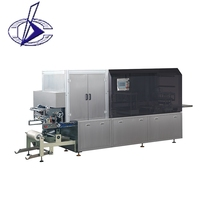 Automatic PP Plastic Material Lid Making Machine For Small Container DB-450PP