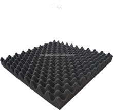 High Density Sound Insulation Studio Soundproof Acoustic Foam