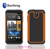 Ballistic plastic mobilephone case for HTC desire 610 AT-T mobile wireless cover
