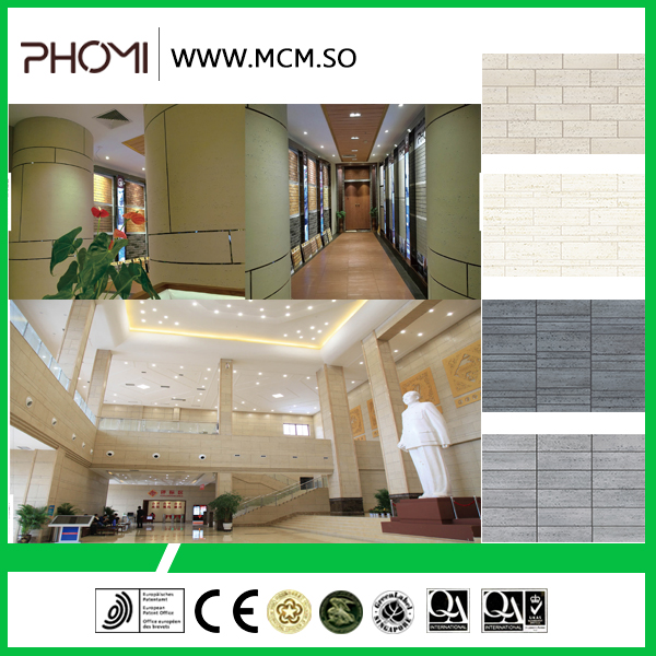 wholesale products breathability durability modified clay turkey travertine