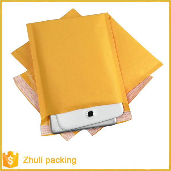 Various Sizes Bubble Mailers Padded Envelopes Bags Kraft Bubble Mailers Mailing Envelope Bag Mail Packing Pouch