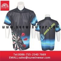 sublimation custom full hand polo t shirts