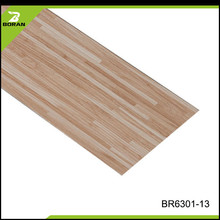 Indoor Usage Sound Absorbing Plastic Composite Floor Plank