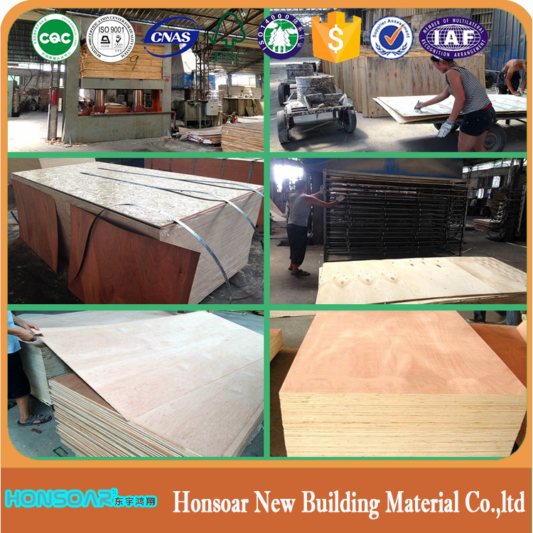 Multilayer Bamboo Plywood 2mm 3mm 4mm 5mm 6mm