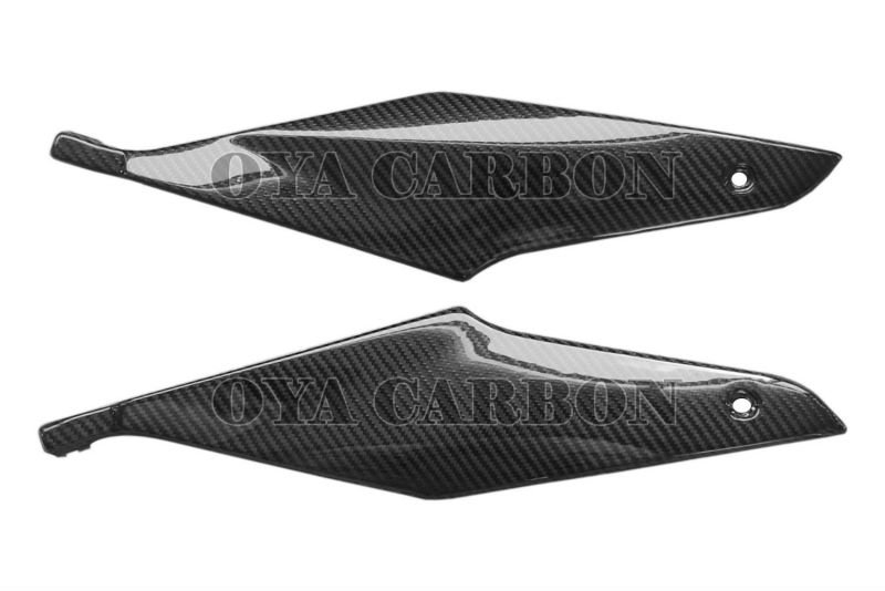 Carbon fiber motorcycle Belly Pan for Aprilia RSV4 2009