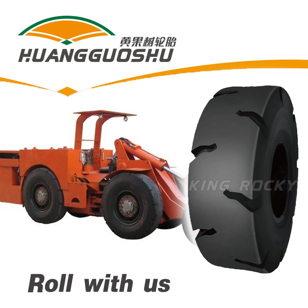 H109 New otr tyre wear-resisting wheel loader tire for 23.5-25