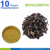Natural Black Tea Extract Theaflavin Powder