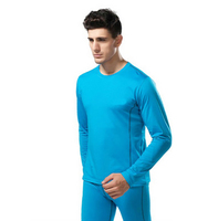 2016 Fashion Thermal Underwear Stock Of Merino Wool Thermal Underwear Long Johns In Black Thermal Underwear