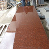 Beautiful india red granite prices of granite per meter