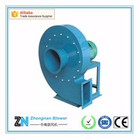 Small Type Industrial High Power Centrifugal Exhaust Fan