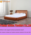 G1306 Home double bed design furniture