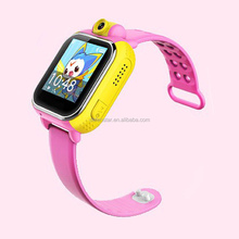 Based on Google Map GSM GPS Wrist Watch Phone