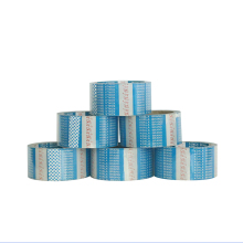 Manufacture carton sealing jumbo roll packing adhesive bopp tape, hot melt bopp tape