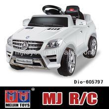 2013 new radio control baby ride on cars