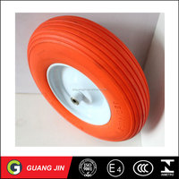 Made in CHINA small go cart wheel tyre rubber wheelbarrow tire 16 x 4.00-8