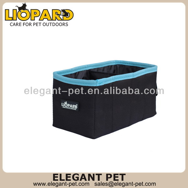 2014 latest pet traveling bowl set