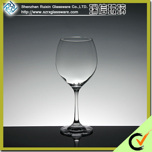 Brand Names Hand Blown Crystal Wine Glass